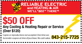 Reliable Electric Coupons